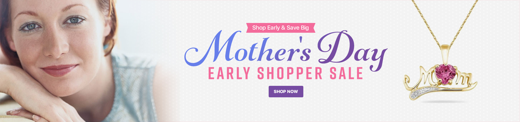 Mother's Day Jewelry Sale