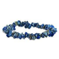35 Carat All Natural Uncut Genuine Lapis Bracelet