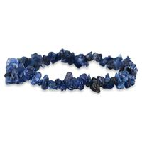 35 Carat All Natural Uncut Genuine Lolite Bracelet