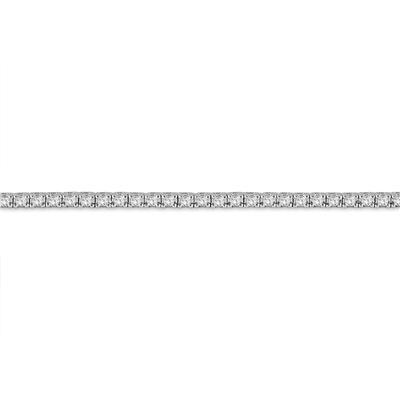 2.00 Carat Classic Diamond Tennis Bracelet in 10K White Gold