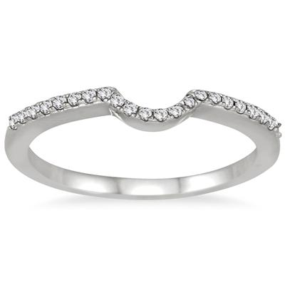 2/5 Carat Diamond Halo Bridal Set in 10K White Gold