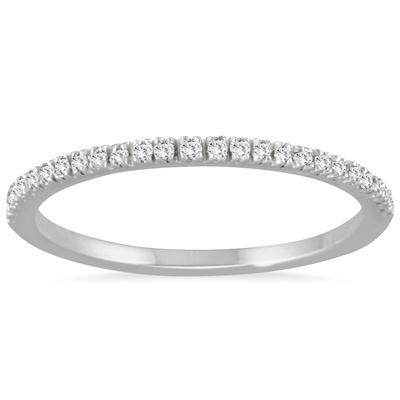 1 1/4 Carat TW Diamond Bridal Set in 14K White Gold