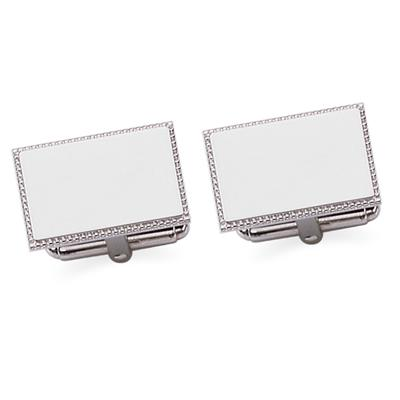 Sterling Silver Cuff Links