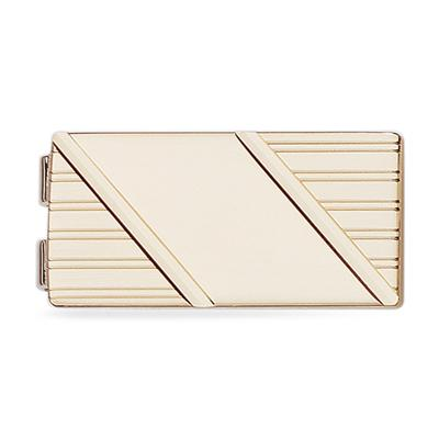 23k Gold Electroplated Money Clip