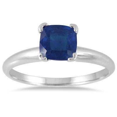 1 Carat Cushion Cut Engagement Rings  Fascinating Diamonds