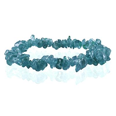 35 Carat All Natural Uncut Genuine Blue Topaz Bracelet
