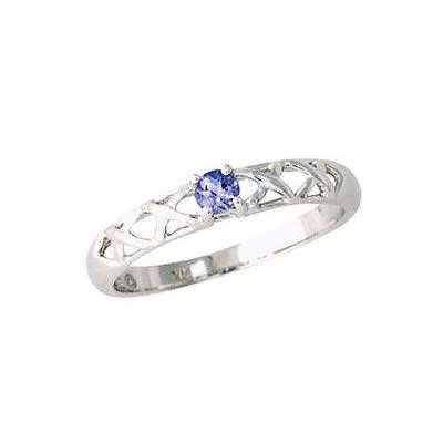 Tanzanite Antique Ring