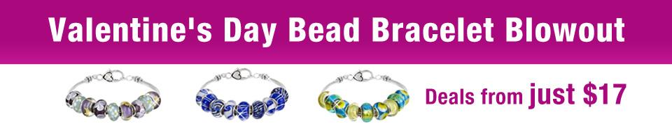 Bead Bracelet Blowout Sale