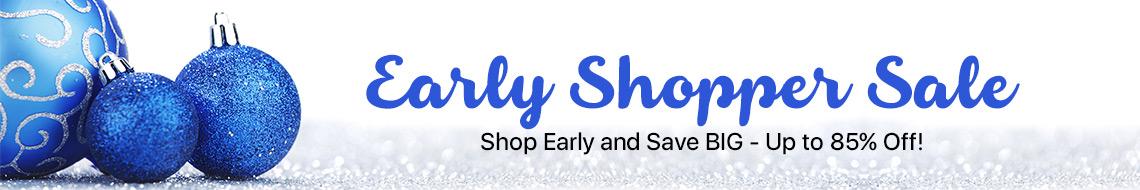 Early Shopper Jewelry Deals