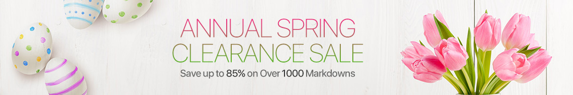 Spring Jewelry Clearance