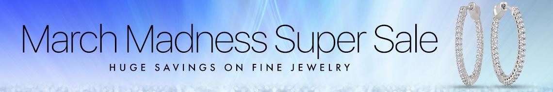 March Madness Jewelry Sale