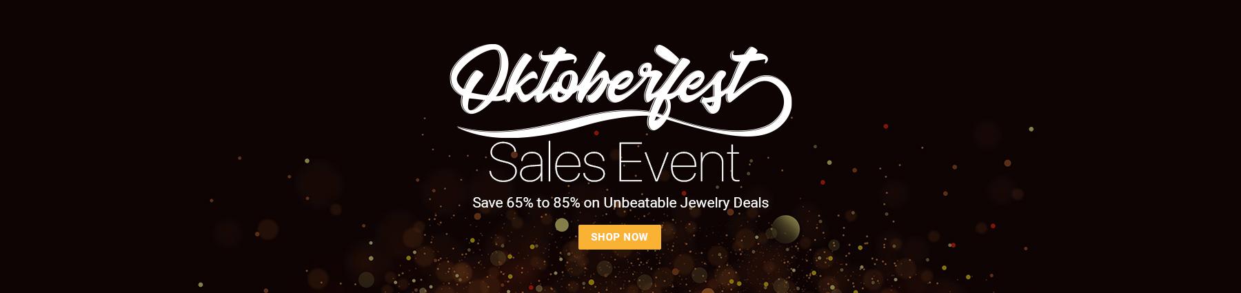 Oktoberfest Jewelry Deals