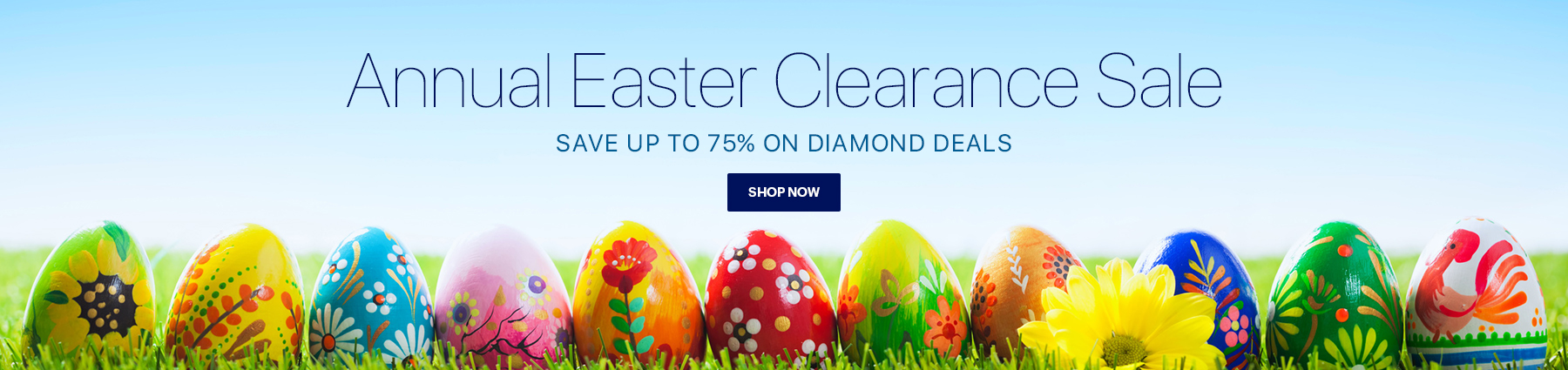 Annual Easter Clearance Sale