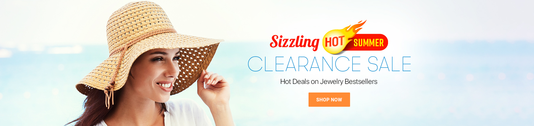 Sizzling Hot Summer Clearance Sale