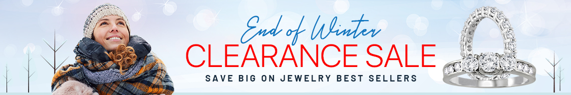 End of Winter Clearance Sale