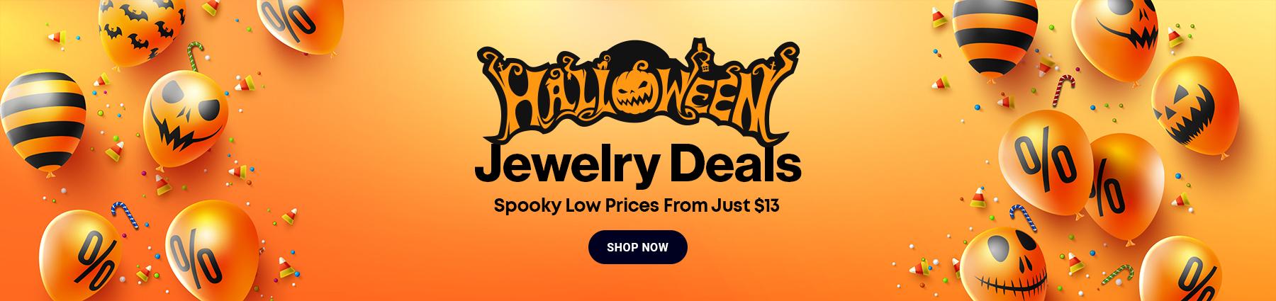 Halloween Jewelry Deals
