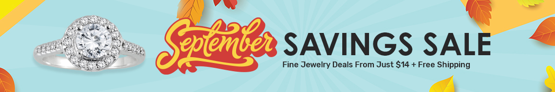 September Savings Sale