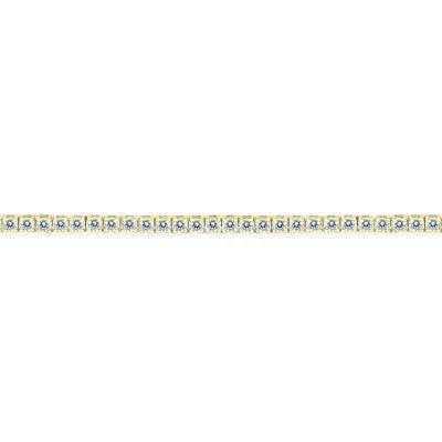 3 Carat TW Diamond Tennis Bracelet in 14K Yellow Gold