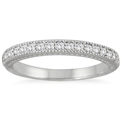 AGS Certified 1 5/8 Carat TW Cushion Diamond Halo Bridal Set in 14K White Gold