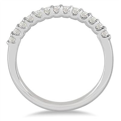 1 3/4 Carat TW Princess Diamond Bridal Set in 14K White Gold