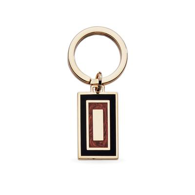 23k Gold Electroplated Key Ring