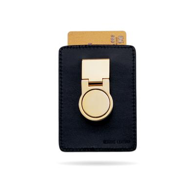23k Gold Electroplated Money Clip/Card Case