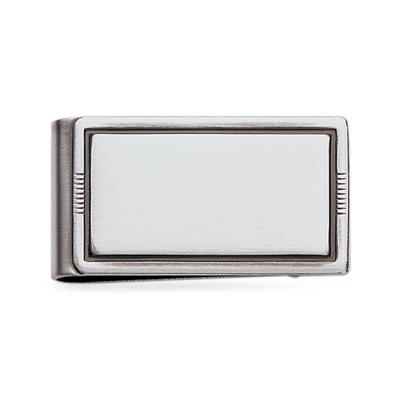 Silver Antique Money Clip