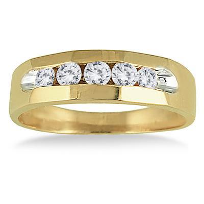 Five Diamonds Angles Men