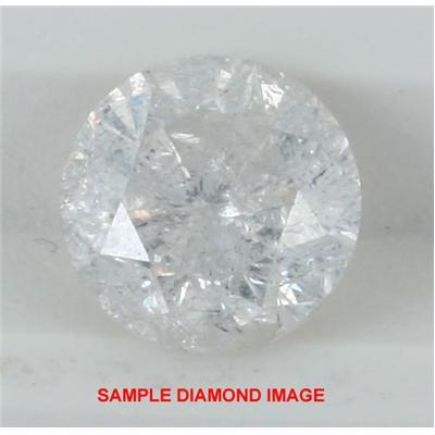1 Carat Diamond Solitaire Pendant in 14K White Gold