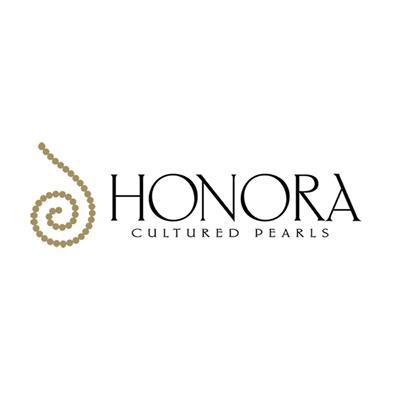Honora Cultured Pearl and Swarovski Crystal Drop Earrings in .925 Sterling Silver