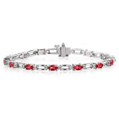 genuine ruby products p murduff from s bracelets bracelet