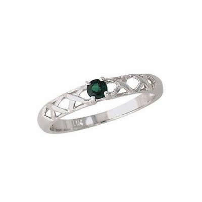 Emerald Antique Ring