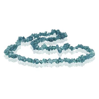 100 Carat All Natural Aquamarine Necklace
