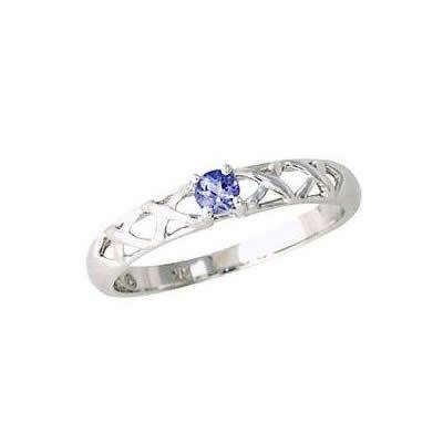 Tanzanite Antique Ring