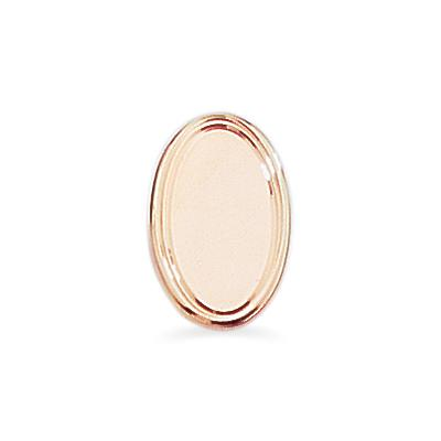 23k Gold Electroplated Tie Tack