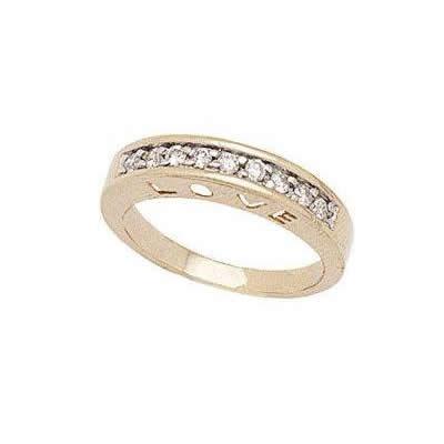 Brilliant Love Diamond Ring